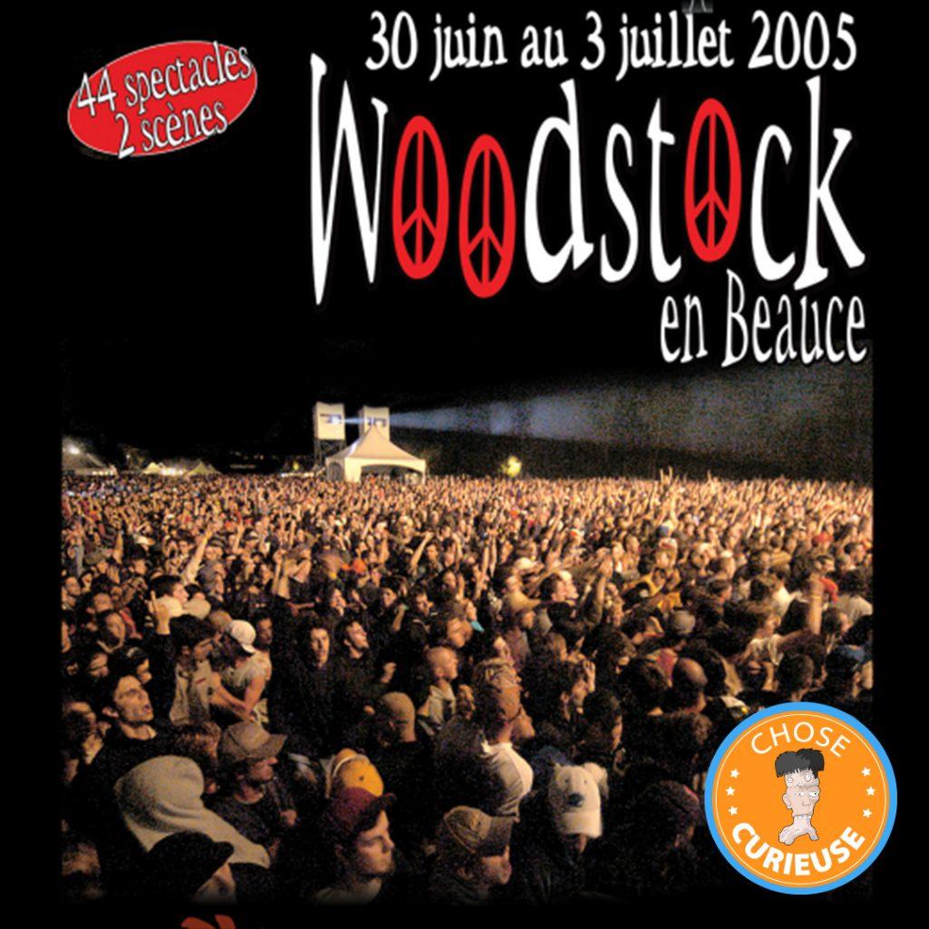 Woodstock en Beauce 2006