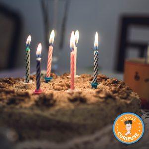 Le jour de mes 18 ans - Chose Curieuse Podcast