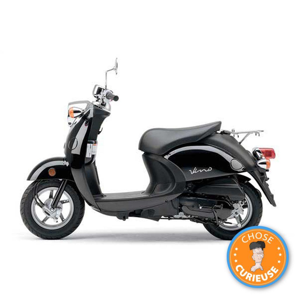 L'achat de mon scooter au pawn shop